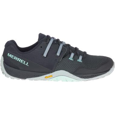 Chaussures de Trail MERRELL TRAIL GLOVE 6 Femme Noir 2021